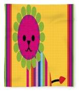 Animal Series 7 Fleece Blanket