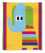 Animal Series 8 Fleece Blanket