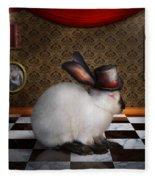 Animal - The Rabbit Fleece Blanket