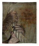 Animal Welfare Fleece Blanket