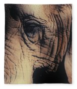 Animals Wrinkle Too Fleece Blanket