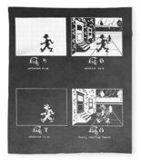 Animation Fleece Blanket