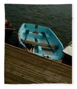 Annapolis Harbor Fleece Blanket