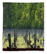 Anne Amie Vineyard 23126 Fleece Blanket