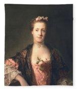 Anne Garth-turnour, Baroness Winterton Fleece Blanket