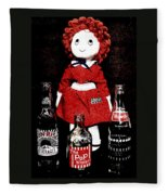 Annie Forever Fleece Blanket