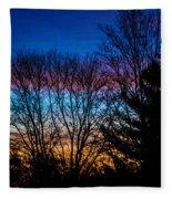 Another Beautiful Morning Fleece Blanket