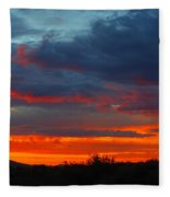 Another Masterpiece Created By The Hand Of Our Creator. Fleece Blanket