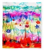 Another World Fleece Blanket