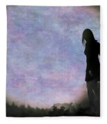 Another World Fleece Blanket