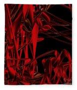 Ant Fest  By Jammer Fleece Blanket