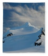 Antarctic Landscape Fleece Blanket