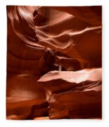 Antelope Canyon 1 Fleece Blanket
