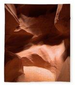 Antelope Canyon 10 Fleece Blanket