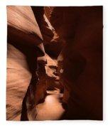 Antelope Canyon 7 Fleece Blanket