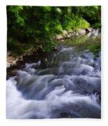 Antietam Creek - Maryland Fleece Blanket