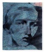 Antigone 2 Fleece Blanket