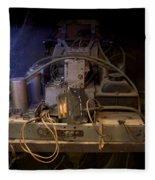 Antique Philco Radio Model 37 116 Fleece Blanket