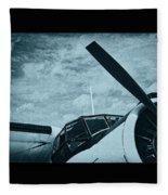 Antonov An-2 Fleece Blanket