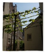 Any Space Can Be A Garden - Creative Urban Gardening From Amsterdam Fleece Blanket