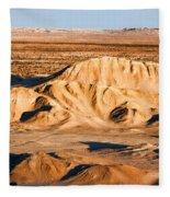 Anza Borrego Coachella Valley By Diana Sainz Fleece Blanket