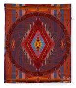 Apache Wind 2012 Fleece Blanket