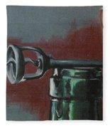 Aperatif Fleece Blanket by Barbara Keith