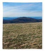 Appalachain Trail Bald Fleece Blanket