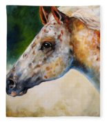 Appaloosa Spirit 3618 Fleece Blanket
