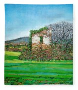 Appia Antica, House, 2008 Fleece Blanket