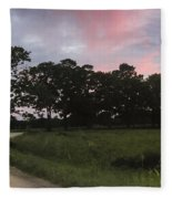 Appleton Sunset Fleece Blanket