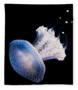 Aquarium Berlin Fleece Blanket