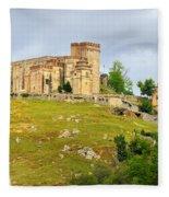 Aracena Castle Sxiii Fleece Blanket