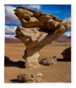 Arbol De Piedra Select Focus Fleece Blanket
