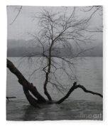 Arbor Island Fleece Blanket