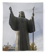 Archbishop Damaskinos Papandreou Fleece Blanket