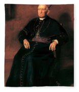 Archbishop William Henry Elder Fleece Blanket