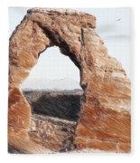 Arches National Park-utah Fleece Blanket