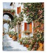 Archi E Orci Fleece Blanket