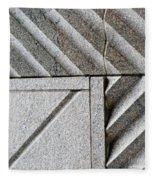 Architectural Detail 2 Fleece Blanket
