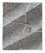 Architectural Detail 3 Fleece Blanket