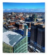 Architectural Variances Winter 2013 Fleece Blanket
