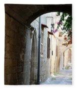 Archway Rhodos City Fleece Blanket