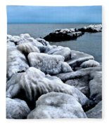 Arctic Waters Fleece Blanket