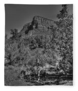 Arizona Bell Rock Valley N11 Fleece Blanket