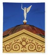 Arizona State Capitol Building Fleece Blanket