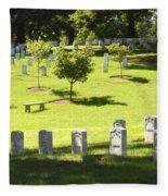Arlington National Cemetery - 540 Fleece Blanket