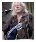 Arlo Guthrie Fleece Blanket