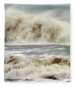 Arrival Of Sandy Fleece Blanket