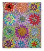 Art Abstract Background 13 Fleece Blanket